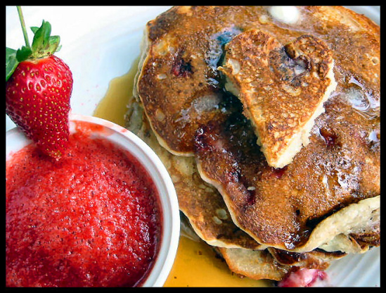 Cake Recipes Using Strawberry Puree