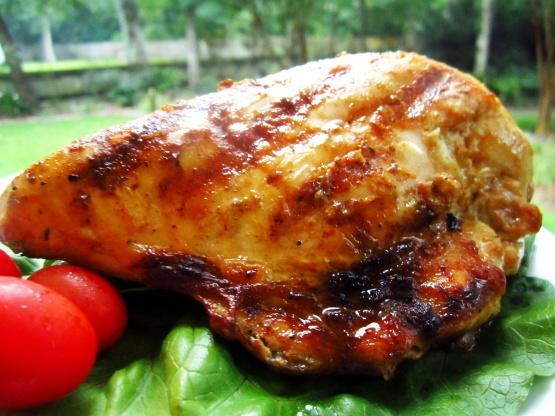 Spicy indian grilled chicken recipe genius kitchen forumfinder Choice Image