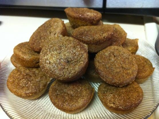 South Beach Flax Muffin