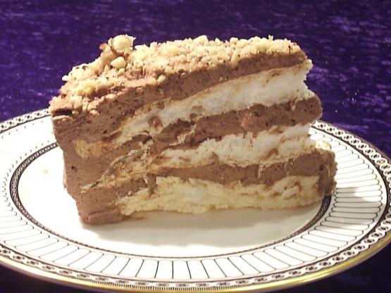 Moroccan Cake Le Russe) Recipe - Genius Kitchen