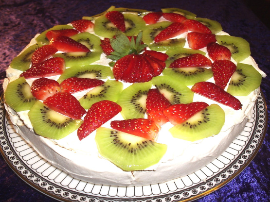 My n z pavlova recipe genius kitchen forumfinder Image collections