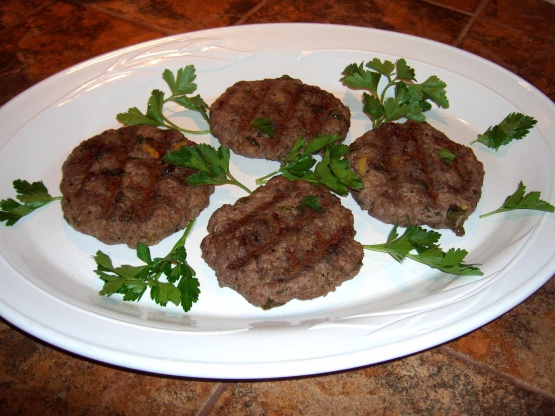 how to cook lamb patties