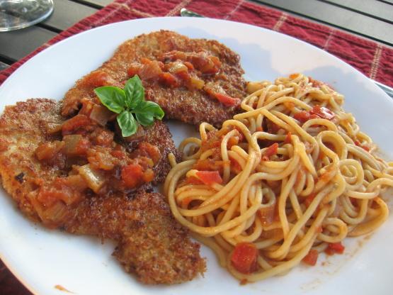 Piccata Milanese Recipe - Genius Kitchen