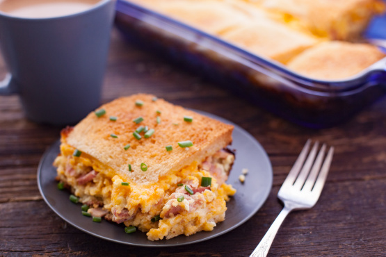 Cowboy Breakfast Casserole Recipe Genius Kitchen