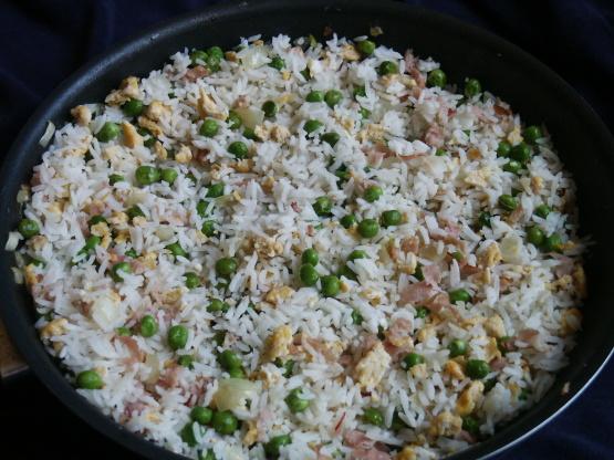 Authentic Chinese Fried Rice Recipe Chinese Genius Kitchen