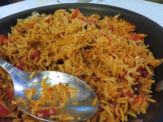 Mexican red rice recipe genius kitchen like forumfinder Gallery
