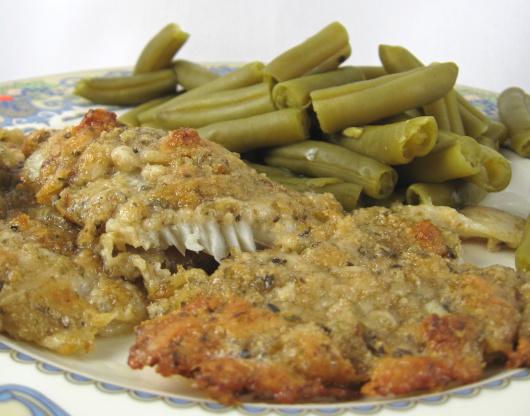 Baked Flounder Parmesan Recipe Genius Kitchen