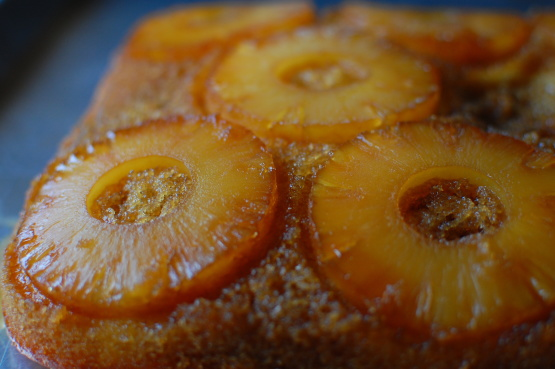 Apple Upside Down Cake Recipe Using Cake Mix