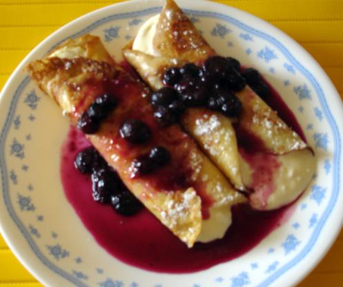Cheese Blintzes Recipe Genius Kitchen