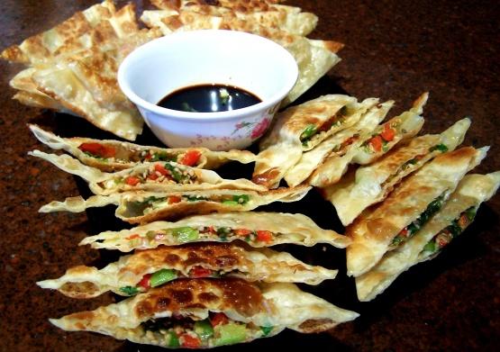 Green Onion Pancakes Recipe - Chinese.Genius Kitchen