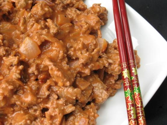 Thai Style Ground Beef Recipe