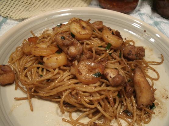 Shrimp Lo Mein Recipe - Genius Kitchen