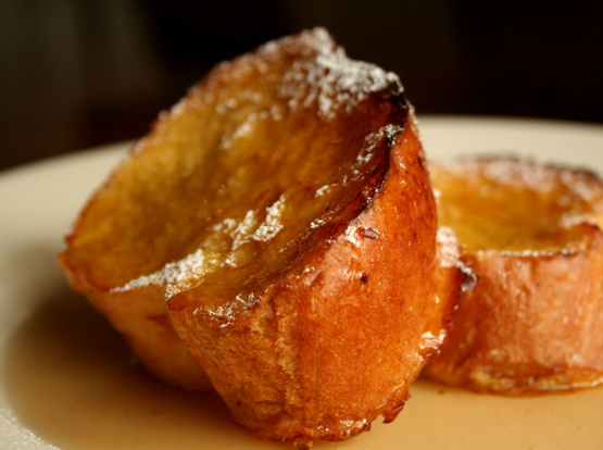Overnight Eggnog French Toast Recipe