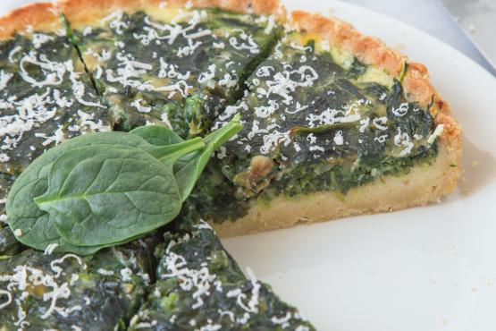 Spinach quiche recipe genius kitchen forumfinder Gallery