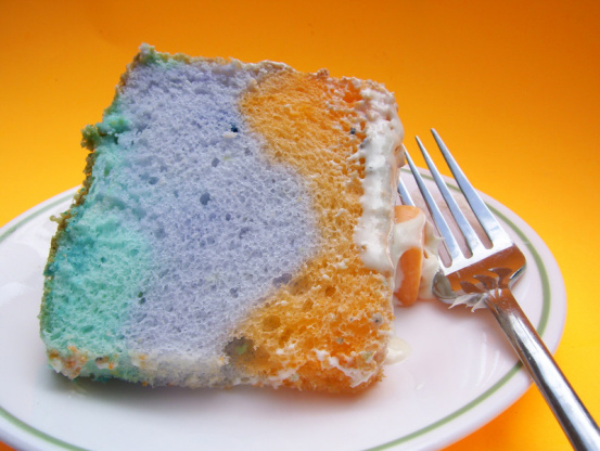 Can You Add Food Coloring To Angel Food Cake Mix