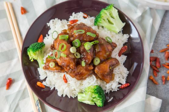 General Tsos Chicken Recipe Genius Kitchen