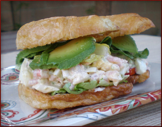 Shrimp Salad Sandwich Paula Deen Recipe Food Com