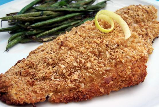 Oven Baked Lemon Catfish Recipe Genius Kitchen