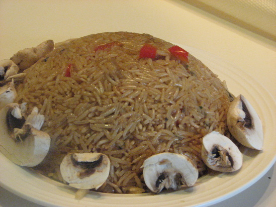 Algerian rice salad recipe genius kitchen join the conversation forumfinder Images