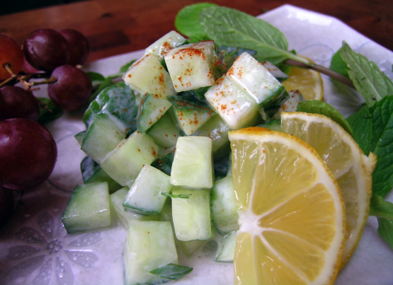 Indian cucumber salad recipe genius kitchen forumfinder Gallery