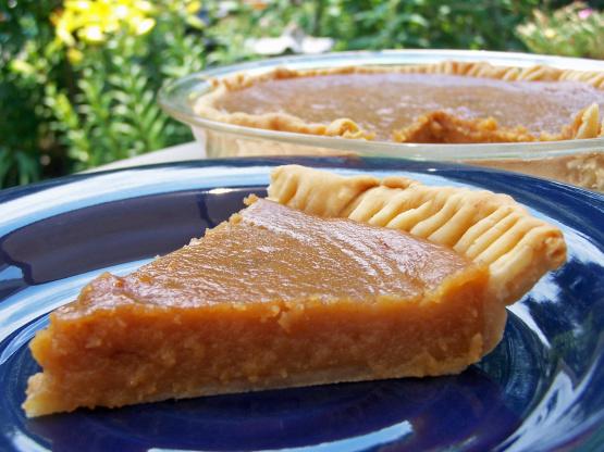 Canadian Brown Sugar Pie Recipe Genius Kitchen