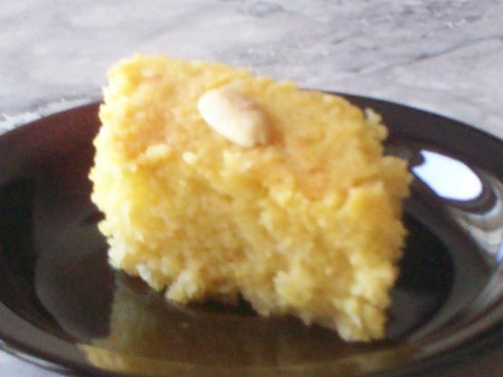 Middle Eastern Recipe For Yogurt Coconut Cake