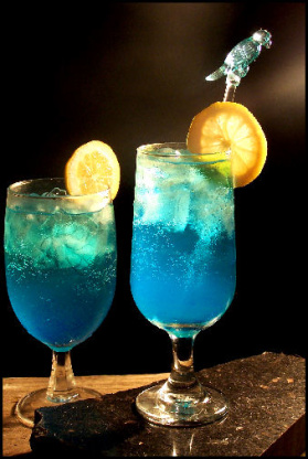 14 New Year's Drink Ideas: Boozy and Booze-Free | winterandsparrow.com #newyearsdrinkideas