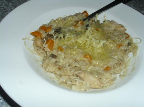 Chicken Risotto Recipe - Genius Kitchen