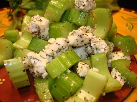 how to make celery salad