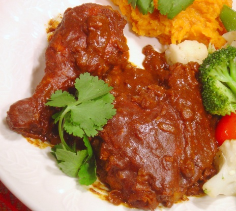 Chicken Vindaloo Recipe Genius Kitchen