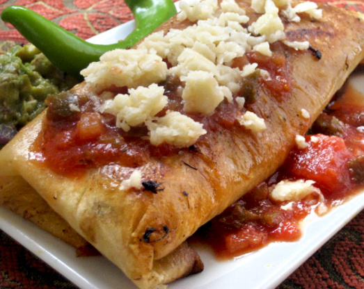 Chimichangas Restaurant Review