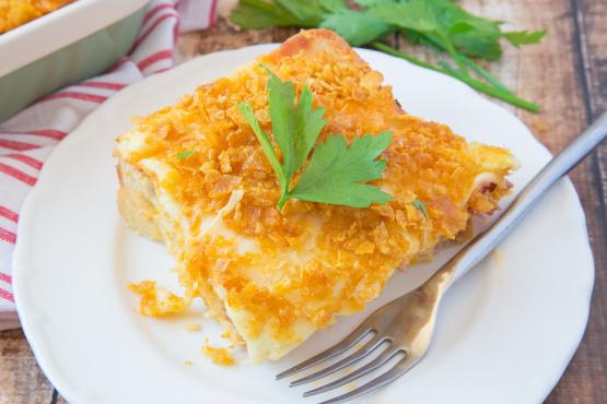 recipe: overnight breakfast lasagna [35]