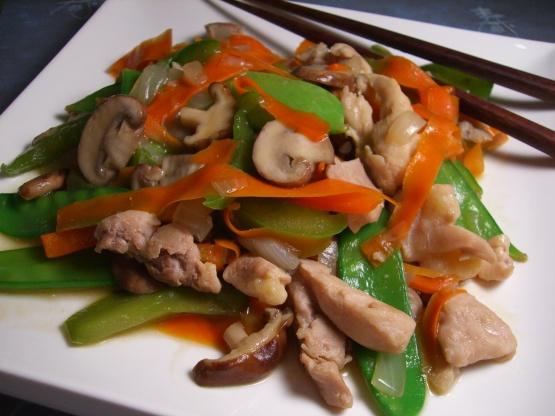 Chicken Stir Fry Recipe Chinese Food Com