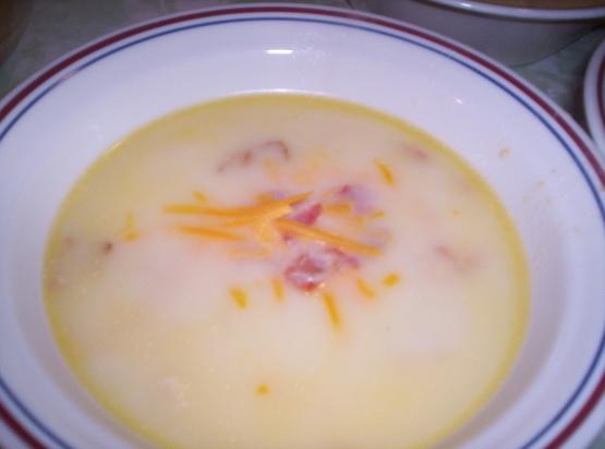 Genius Kitchen Loaded Baked Potato Soup