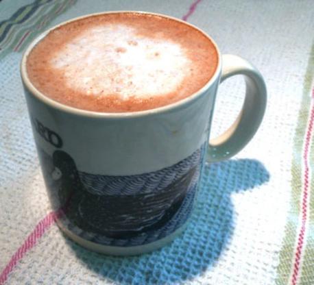Hot Cinnamon Coffee Recipe - Genius Kitchen
