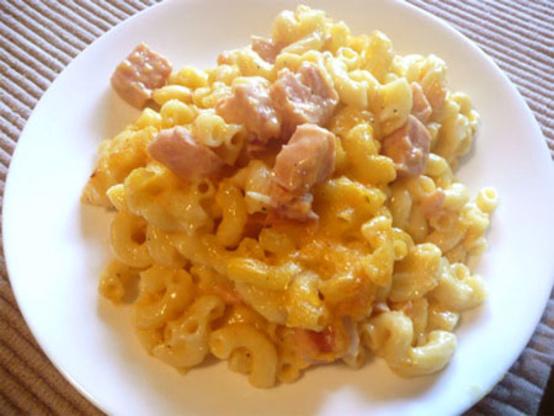 Homemade Macaroni And Cheese With Ham Recipes - Homemade