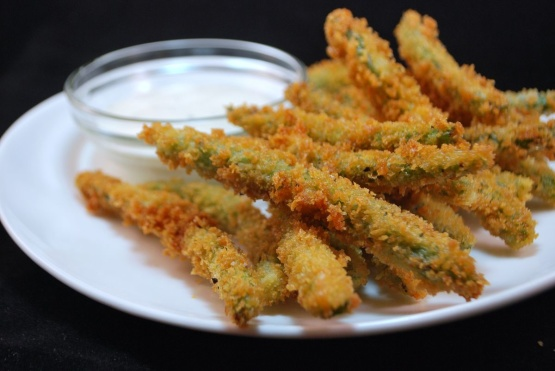 Crispy Green Bean Fries Tgi Fridays By Todd Wilbur Recipe Genius Kitchen