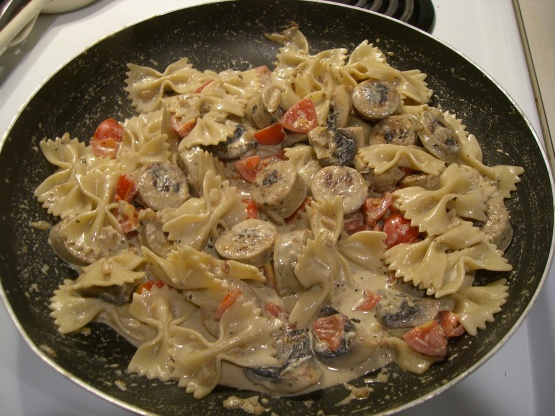 how to make connies kitchen chicken feta spinach sausage
