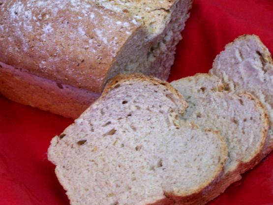 Barley Bread Recipe