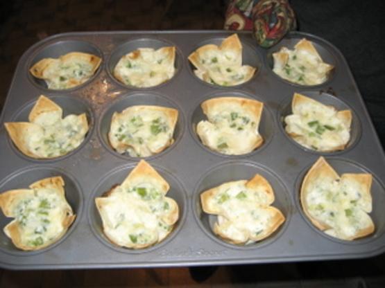 Our Thanksgiving Treat Baked Crab Rangoon Recipe Genius