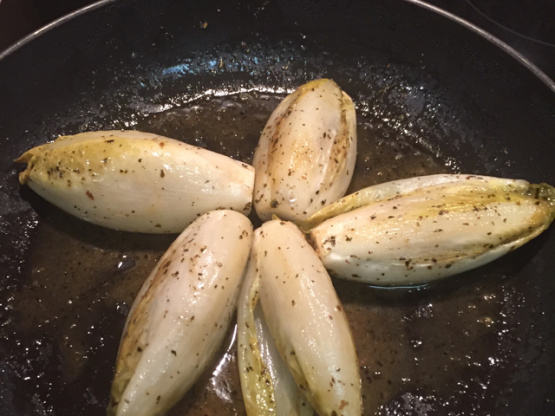 Braised Belgian Endive Recipe - Genius Kitchen