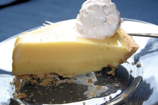Vanilla Pudding Pie Recipe Genius Kitchen