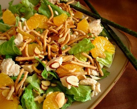 Mandarin chicken salad recipe chinesenius kitchen photo by marg caymandesigns forumfinder Choice Image