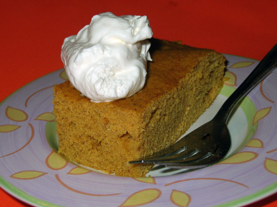 Egg Substitute Box Cake Mix With Pumpkin