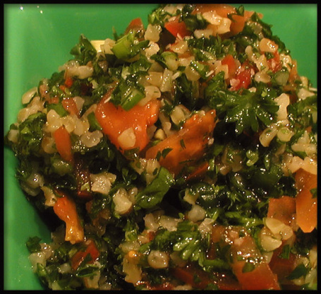 Tabule arabic salad tabbouleh recipe genius kitchen like 1 forumfinder Choice Image