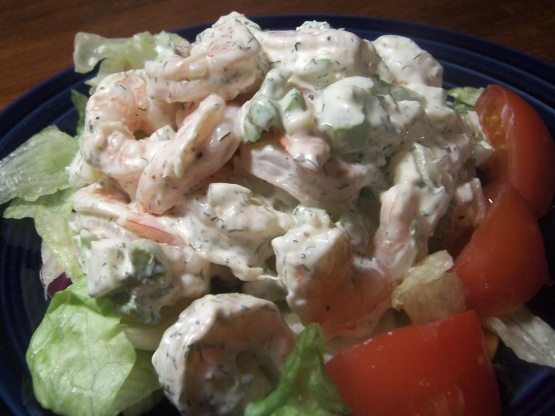 Ina Garten's Shrimp Salad (Barefoot Contessa)