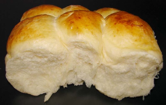 Holiday Dinner Rolls Bread Machine Recipe Food Com