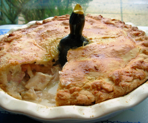 Blackbird Pie......or Chicken, Leek and Potato Pie! Recipe - Genius ...