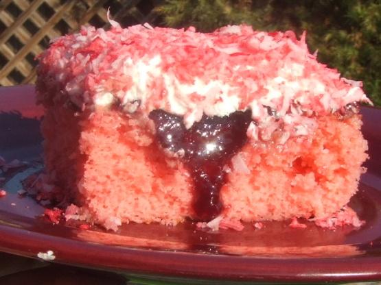 Red Zinger Cake Recipe Genius Kitchen