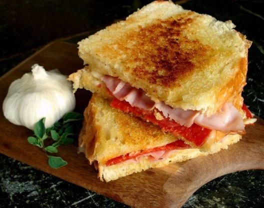 Italian Panini Recipe Genius Kitchen